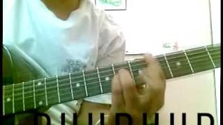 learn AADAT on guitar PART 1