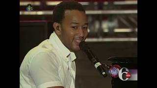 John Legend - Live In Philadelphia • July 4, 2008