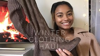 Winter Clothing TRY-ON Haul: NastyGal, Boohoo, Forever21