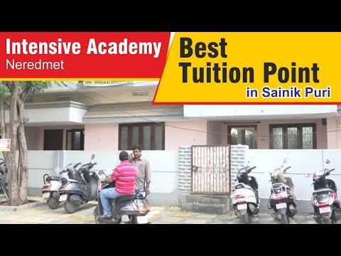 Best Tuition Point in Sainik Puri | Intensive Academy | Neredmet | zoneadds.com