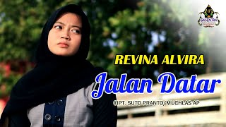 JALAN DATAR (Adibal) - REVINA ALVIRA (Cover Dangdut)