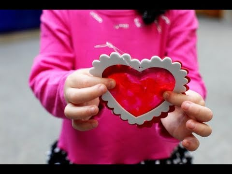 Karla Cantrell - Send a kid in the hospital a Valentine!