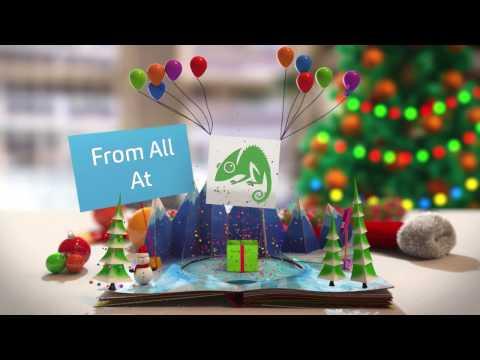 Chameleon Web Services Christmas Message 2016