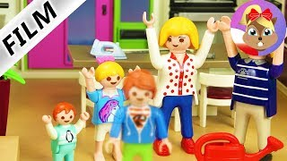 Playmobil Film polski   Julian Wróblewski jest NIEWIDZIALNY. Julian wkręca członków rodziny