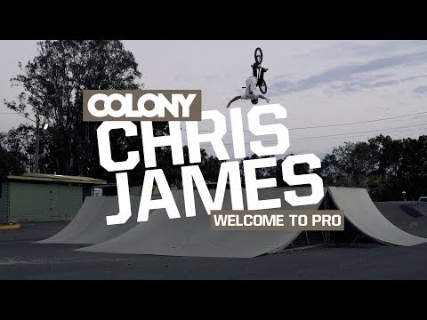 We are stoked to announce Chris James now being PRO for Colony. If you've ever met Chris you know he is a solid guy who can handle a bike in a very special ...