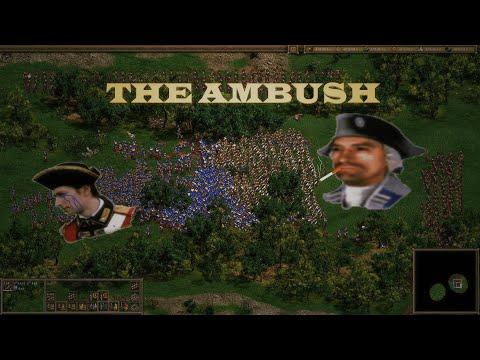 American Conquest: Single Mission III - The Ambush |