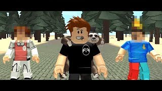 REACTING TO A ORIGINAL ROBLOX STORY.. *STARRING ME!*