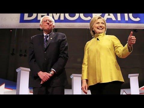 USA : rencontre Clinton-Sanders pour tenter d'unifier le parti démocrate