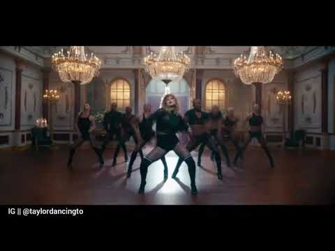 Proof that taylor swift LWYMMD coreography goes with everything