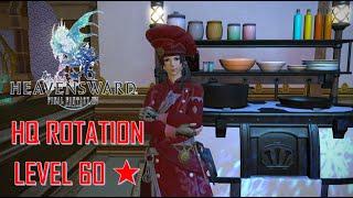 Final Fantasy XIV: Heavensward - Level 60 HQ Reliable
