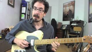 50 Jazz Blues Licks - #23 Grant Green - Guitar Lesson - David Hamburger