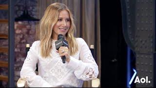 "Ashley Tisdale on ""Illuminate by Ashley Tisdale""   BUILD Series"