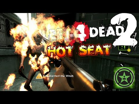 Let's Play - Hot Seat: Left 4 Dead 2 Featuring Andrew Panton