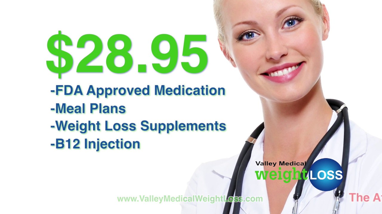 Valley Medical Weight Loss Youtube