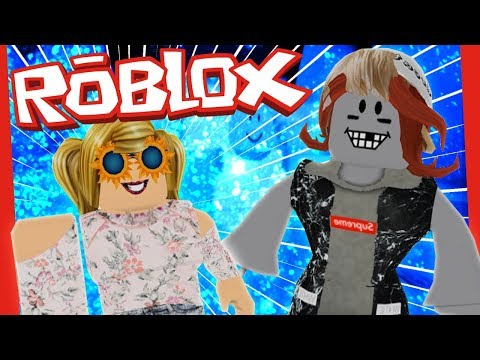 Roblox Fashion Show with Simon and Tom