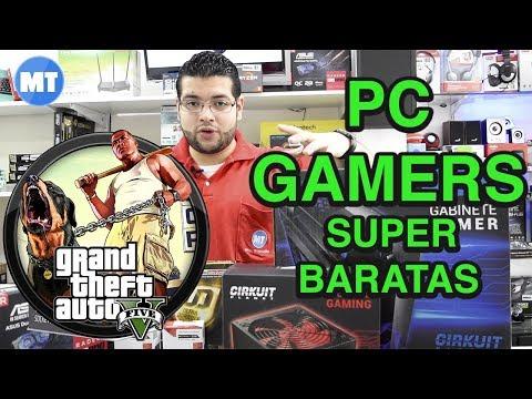 Pc Gamers SUPER BARATAS!  GTA V | PUG | FORNITE | LOL | CSGO Argentina