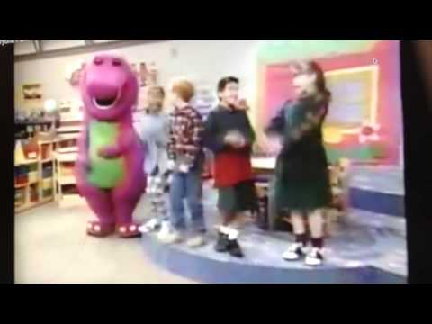 Barney Theme Song A New Friends Version Youtube