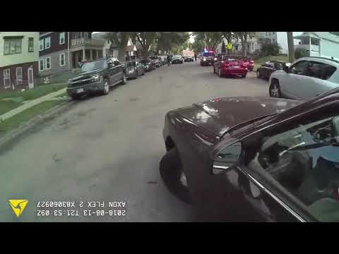 Police body cam video of south side shooting