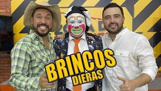 Brincos Dieras y Tito el Ranchero en Zona de Desmadre