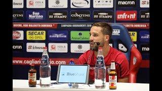 Cagliari-Palermo, le interviste post-gara