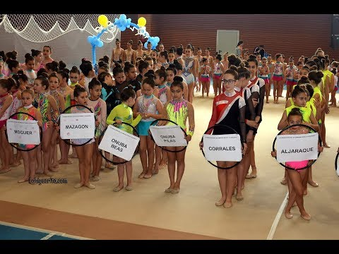 III torneo de Gimnasia Rítmica Club La Higuerita 3ª parte