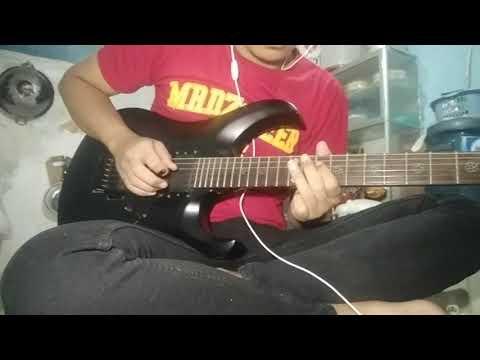 Guitar cover dangdut BINTANG PENTAS dewi persik