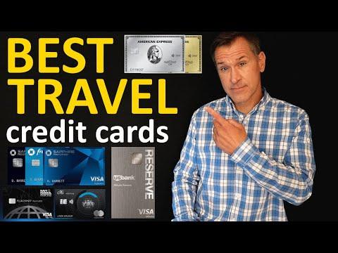 BEST Travel Credit Cards 2021 - Chase Ultimate Rewards, American Express Membership Rewards, More