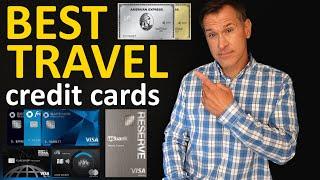 BEST Travel Credit Cards 2021  Chase Ultimate Rewards, American Express Membership Rewards, More