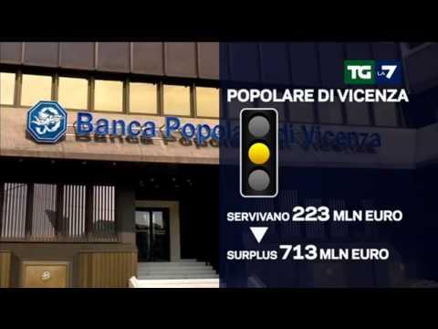 Banche - stress test - BCE boccia 2 istituti italiani MPS e CARIGE - 26 ottobre 2014