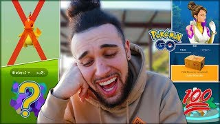THIS WAS MY LAST CHANCE! (Pokémon GO)