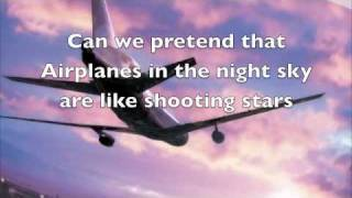 Airplanes - B.o.B feat. Hayley Williams (lyrics)