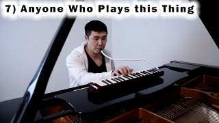 Download lagu Top 15 Annoying Pianists