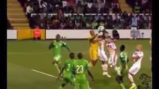 Nigeria goalkeeper scores mad own goal