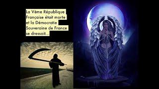 Gilets jaunes ! J'ai fait un rêve. La France est une Déesse. Démocratie Souveraine.