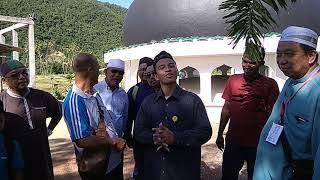Doktoro Esperanto Aceh Mempromosikan Kubah Terbang Ketika Masa Tsunami Ke Lima Benua