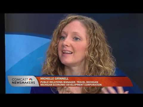 Michelle Grinnell - ‎Public Relations Manager, Travel Michigan