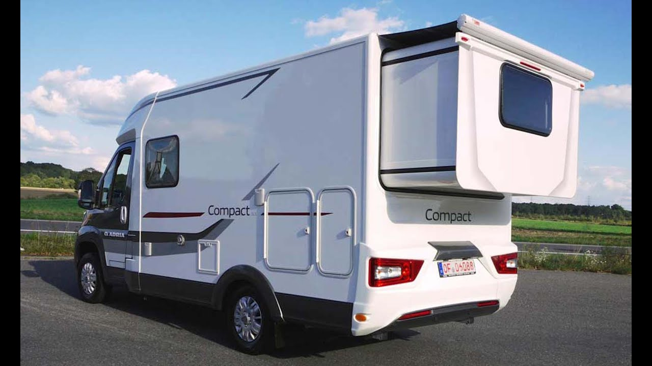 Adria Compact Motorhome Review Youtube