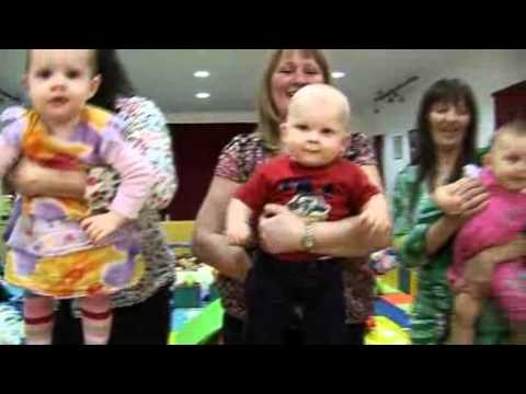 Baby Sensory, Baby Development Classes - Physical Development1