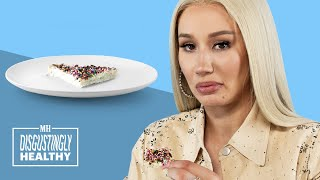 Iggy Azalea Eats Kangaroo and Talks New Playboi Carti Album | Disgustingly Healthy | Men's Health