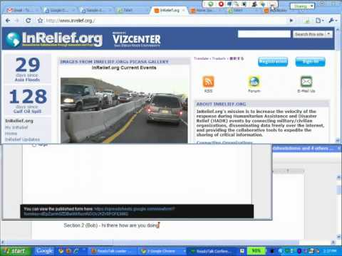 Webinar - Online Collaboration Tools - 2010-08-26