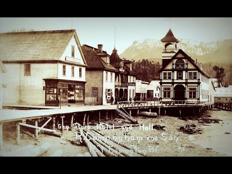 Old Ghost Towns of British Columbia