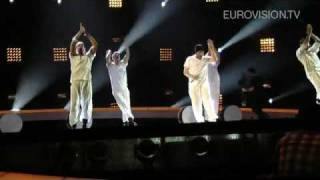Download Eurovision 2010 Greece - Giorgos Alkaios Opa (First Rehearsal) MP3 song and Music Video