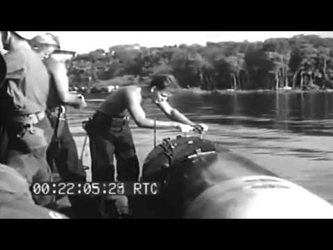 PT Boat Operations, Rendova Point, & Marine Funeral Service 1944 (full)
