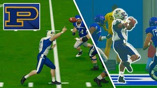 GAME CAME DOWN TO THE FINAL PLAY!! NCAA 14 DILLON PANTHERS DYNASTY EP. 3