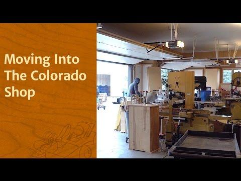 Moving Into The Colorado Shop