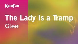 Karaoke The Lady Is a Tramp - Glee *