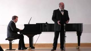 """E. Kalman - Arie des Mister X aus der Op.""""Die Zirkusprinzessin"""""""