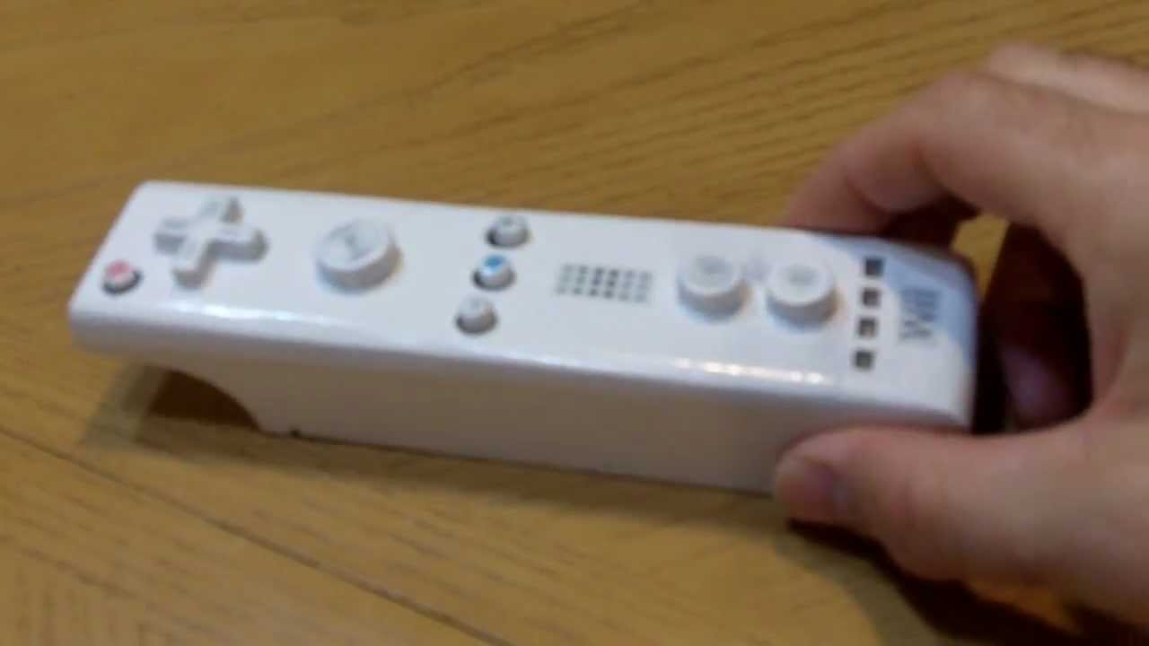 Pinewood Derby Wii Remote Car 1 15 2011 Youtube