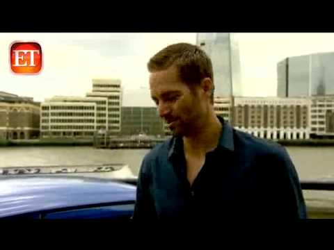 Paul Walker Dream in Last Interview Before His Death new