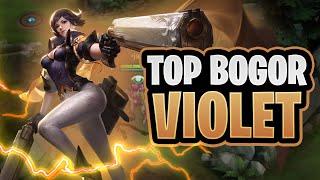 UPDATE BARU AOV, LANGSUNG GAS VIOLET #TopBogor (ft WW Dabid)